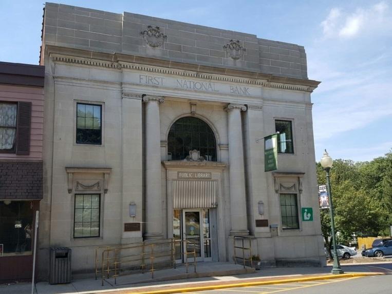 montgomery area public library